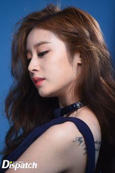 Mê mẩn trước loạt ảnh vừa nóng bỏng vừa ngọt ngào của Jiyeon (T-ara)