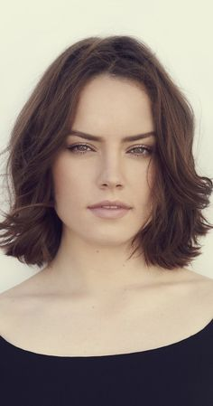 Daisy Ridley photos, including production stills, premiere photos and other event photos, publicity photos, behind-the-scenes, and more.