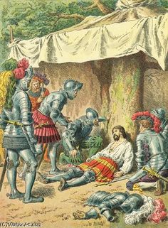 La mort de Bayard |