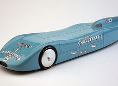 1959 Mickey Thompson Challenger 1 Land Speed Car by RepliCarz