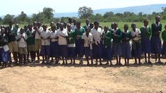 Karibu - means welcome in Kisuaheli. These kids make you really feel welcome! Functional Literacy, Children In Need, Kids, School Desks, New Classroom, New Perspective, Primary School, Tanzania, Special Education