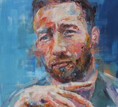 """Saatchi Art Artist Jeremy Bridle; Painting, """"Any Day Now"""" #art"""