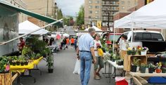 Tuesday is market day at Tuesday State College Farmers' Market in Pennsylvania 11:30am - 5:30pm http://www.farmersmarketonline.com/fm/TuesdayStateCollegeFarmersMarket.html