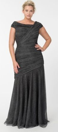 TS Couture Formal Evening Military Ball Black Tie Gala Dress ...
