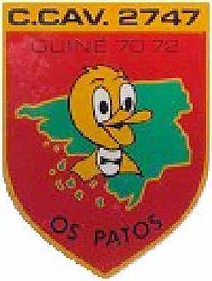 Companhia de Cavalaria 2747 do Batalhão de Cavalaria 2922 Guiné 1970/1972