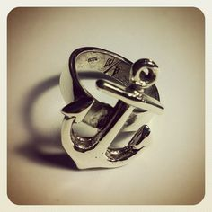 Hey, I found this really awesome Etsy listing at https://www.etsy.com/listing/116790044/anchor-ring