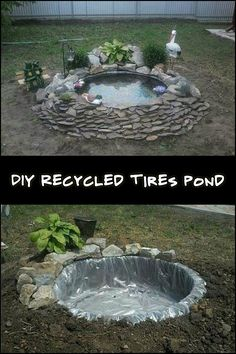 Turn your outdoor living area into a wonderful getaway space with this inexpensive DIY water feature project!