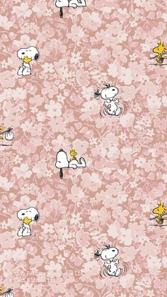 Snoopy Wallpaper, Phone Wallpaper Images, Cute Patterns Wallpaper, Cool Wallpapers For Phones, Cute Disney Wallpaper, Wallpaper Iphone Disney, Cute Cartoon Wallpapers, Pretty Wallpapers, Aesthetic Iphone Wallpaper