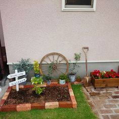 Dream Garden, Home And Garden, Green, Plants, House, Style, Bricolage, Swag, Home