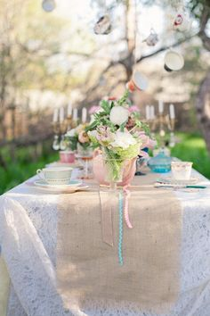 Photography: Sherry Hammonds Photography - sherryhammondsphotography.com Floral Design: unexpected elements - unexpectedelements.com  Read More: http://www.stylemepretty.com/southwest-weddings/2012/04/12/austin-tea-party-styled-photo-shoot-by-sherry-hammonds-photography/
