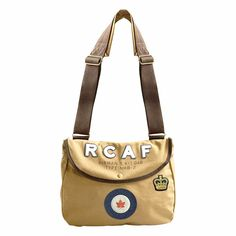 RCAF Shoulder Bag — Khaki by Red Canoe   Handbags Gifts   chapters.indigo.ca