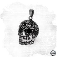 #jewellery #jewelry #schmuck #ring #pendant #anhänger #onlineshop #neworiginal #skull #totenkopf #schädel Unisex, Pendant Jewelry, Skull, Cool Stuff, Collection, Schmuck, Skulls, Sugar Skull