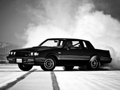 Buick Grand National 1982 - 1987 My dad in the 80's almost bought one of these. So pissed that he didn't!