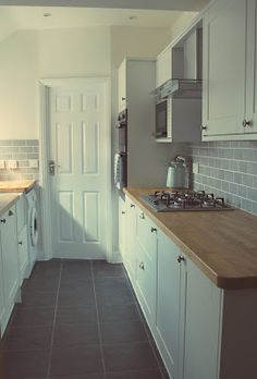 burford white kitchen
