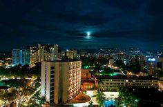 Guatemala city.