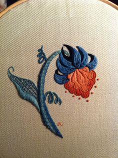 Basic Super Stitchery   Jen Goodwin Embroidery