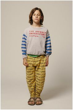 The Animals Observatory SS2016, derroche de creatividad sobre tela - DecoPeques