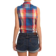Superdry Womens Sunset Trailor Tie Shirt
