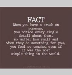 55 trendy quotes crush secret facts girls 55 trendy quotes crush secret facts girls,Crush quotes Related Easy Yoga Poses for Beginners with a Free PrintableHow To Have The Romantic Pastel Wedding Of Your. Cute Crush Quotes, Secret Crush Quotes, Cute Quotes, Having A Crush Quotes, Crush Quotes For Girls, Crush Qoutes, Crush Sayings, Psychology Says, Psychology Fun Facts