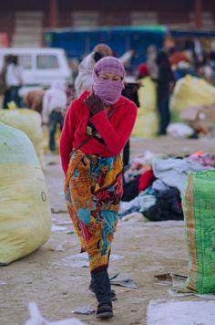 street fashion working class
