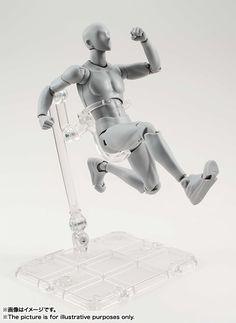 S.H.Figuarts Mr.Body DX SET (Gray Color Ver.) 05