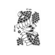 Kryptek® Réplica Camo Lines Stencil - Entina Adhesive Stencils Camo Stencil, Airbrush, Adhesive Stencils, Coat Of Many Colors, Camouflage Patterns, Air Brush Painting, Stencil Patterns, Stippling, Art Pictures