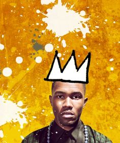 """Frank Ocean - I think he's the """"nice one"""" out of the [OFW] Gang [KTA]."""