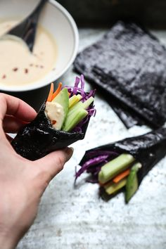 Sunshine Nori Wraps