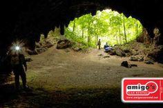 Conoce los destinos más bellos de #Venezuela. - Parque Nacional Cueva de la Quebrada El Toro, Estado #Falcón