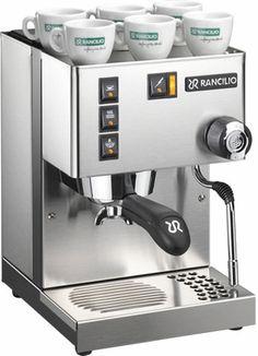 Rancilio Silvia Redesigned V3 Espresso Machine-Rancilio Espresso Machines from Whole Latte Love