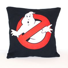 3fee500d We ain't afraid of no ghosts! - As soft as your favorite tee shirt - x  pillow - Envelope closure in the back for easy washing and ...