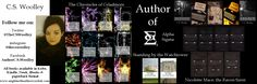 Meet The Authors C S Woolley