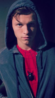 I've just seen the movie and it's AMAZING!!! I LOVED IT! Tom Holland is the best Spidey ♡ I love you Tom! I am so proud <3