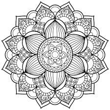 Image result for long mandala coloring page