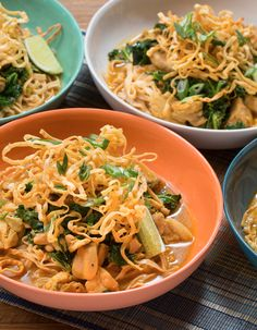 Learn how to make crispy wonton noodles - the perfect topping for, well, anything!