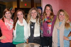 The Sisterhood of the traveling Scarves!