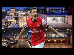 Mesut Ozil's House Tour 2018 - YouTube