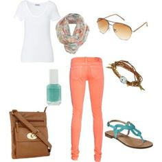 Cute outfit, love the pants! by wendi