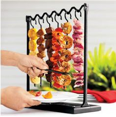 grilling skewer station for parties/buffet ‼️