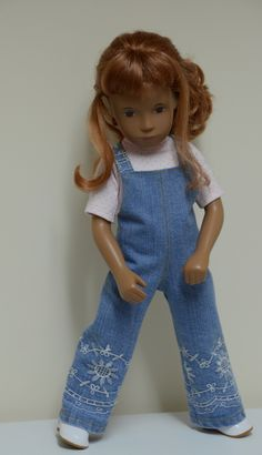 Gallery - Handmade with love .Clothes for Sasha dolls Clay Dolls, Doll Toys, Tiffany Pratt, Sasha Doll, Thing 1, Doll Outfits, Embroidered Clothes, Smock Dress, 18 Inch Doll