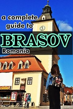 Located in the famous Transylvania, at the foot of Tampa Mountain, Brasov is a historic city of great beauty that will instantly bring you thrills of joy. European Destination, European Travel, Euro Travel, Europe Travel Guide, Travel Guides, Budget Travel, Travel Destinations, Brasov Romania, Visit Romania