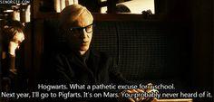 Oh Draco...you and Pigfarts