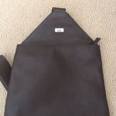 The SAK.  Leather, single strap shoulder bag Perfect condition inside!  Outside front has 2-3 small marks in the leather.  The back is flawless.  Basically brand new.  It's fun and hip for a great price! The Sak Bags Shoulder Bags