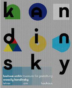 #Bauhaus #poster