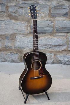 Vintage Gibson 1936 L-00/L-1 acoustic guitar