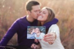 Aaaww, ... childhood sweethearts - Joliet Engagement session from Ashley Biess Photography
