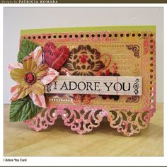 Such a cheerful, lovely card with great punch work and lovely details