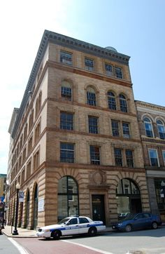 Ashden City Press Building
