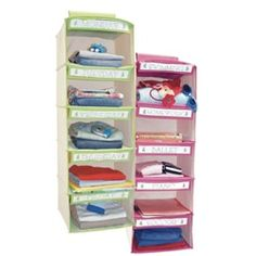 Kids Outfit Organizer
