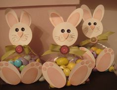 Easter candy bags
